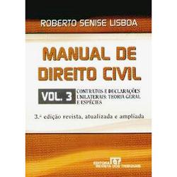 Livro - Manual de Direito Civil Vol.3