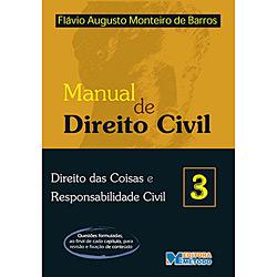 Livro - Manual de Direito Civil - Vol.3