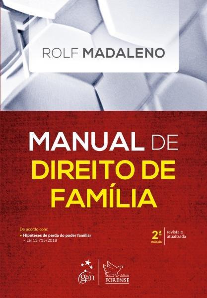 Tudo sobre 'Livro - Manual de Direito de Família'