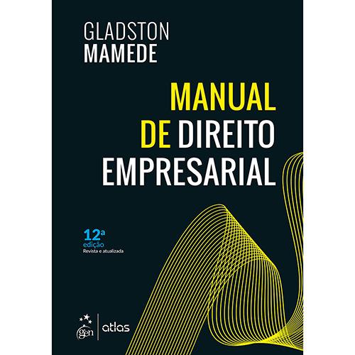 Livro - Manual de Direito Empresarial