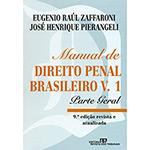 Livro - Manual de Direito Penal Brasileiro V.1