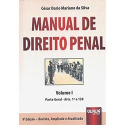 Livro - Manual de Direito Penal - Vol. 1