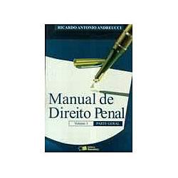 Livro - Manual de Direito Penal - Volume 1