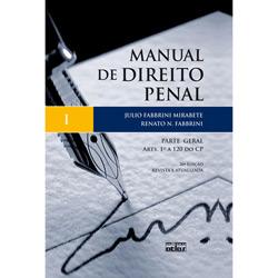 Livro - Manual de Direito Penal Volume I
