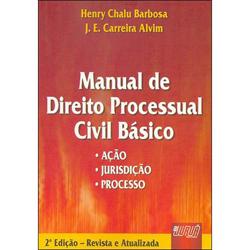 Livro - Manual de Direito Processual Civil Básico