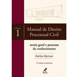 Livro - Manual de Direito Processual Civil Volume 1
