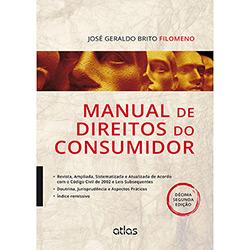 Livro - Manual de Direitos do Consumidor