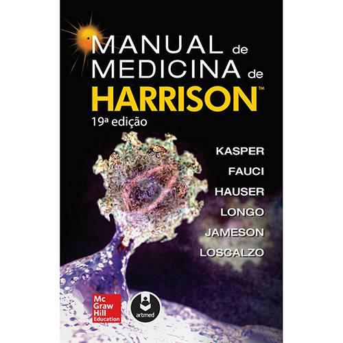 Tudo sobre 'Livro - Manual de Medicina de Harrison'