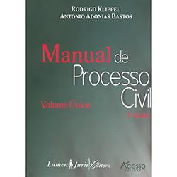 Livro - Manual de Processo Civil - Volume Único
