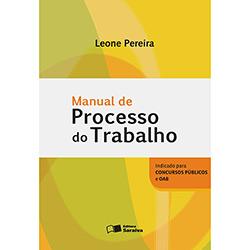 Livro - Manual de Processo de Trabalho