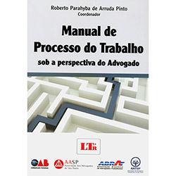 Livro - Manual de Processo Trabalho