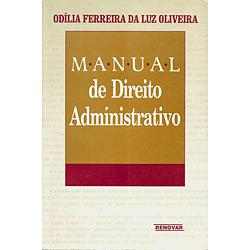 Livro - Manual do Direito Administrativo