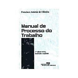 Livro - Manual do Processo de Trabalho