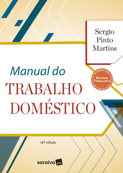 Manual do Trabalho Doméstico - Saraiva