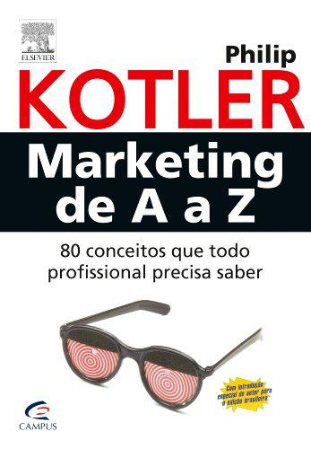 Livro - Marketing de a A Z