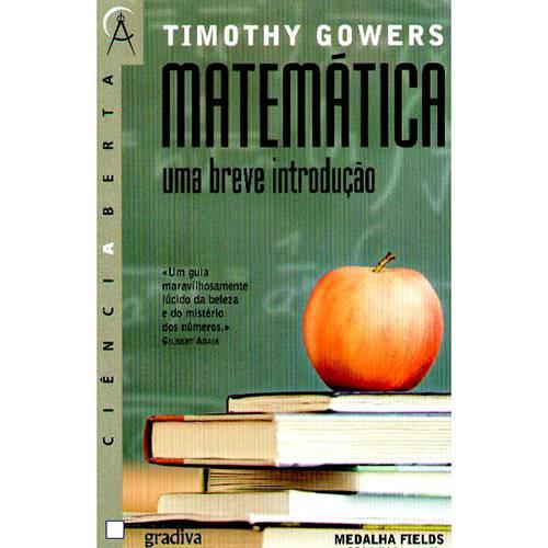 Tudo sobre 'Livro - Matemática'