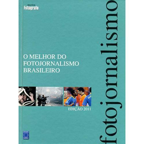 Livro - Melhor do Fotojornalismo Brasileiro, o