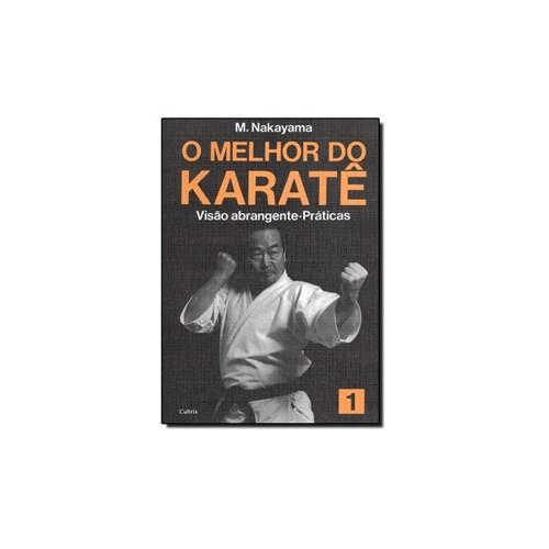 Livro - Melhor do Karatê, o - Vol.1