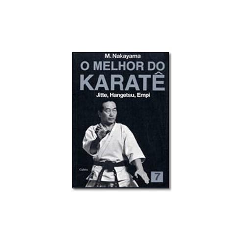 Livro - Melhor do Karatê, o - Vol.7