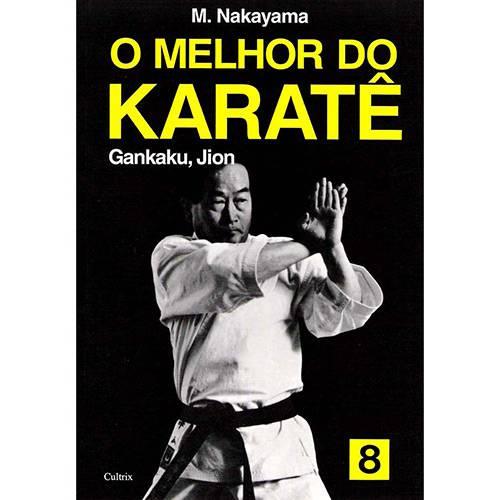 Livro - Melhor do Karatê, o - Volume 8