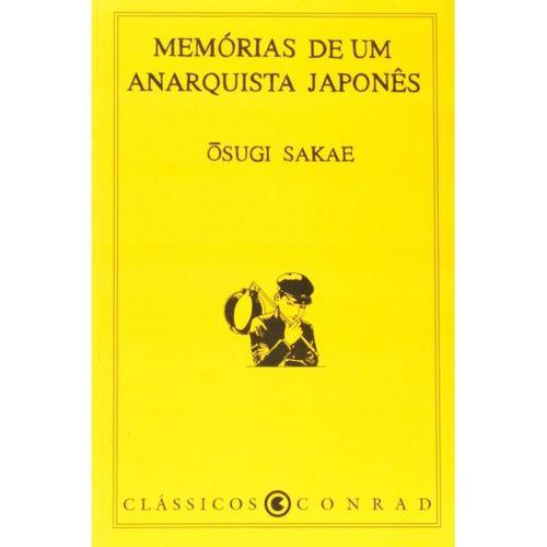 Livro: Memórias de um Anarquista Japonês