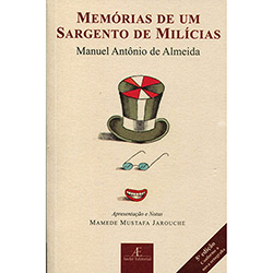 Livro - Memórias de um Sargento de Melícias
