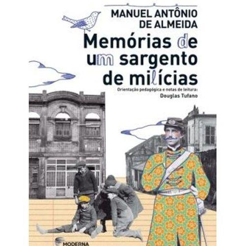 Livro - Memorias de um Sargento de Milicias - 5 Ed.