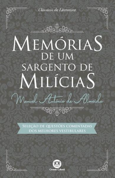 Livro - Memórias de um Sargento de Milícias
