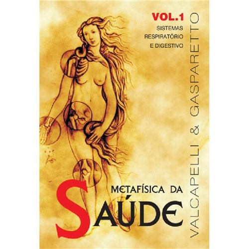 Livro Metafísica da Saude Volume 1