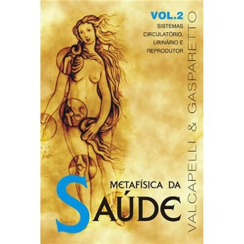 Livro Metafísica da Saude Volume 2
