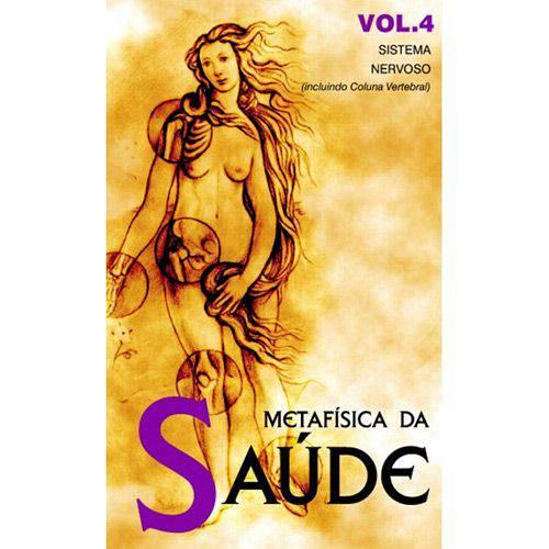 Livro - Metafísica da Saúde - Volume 4