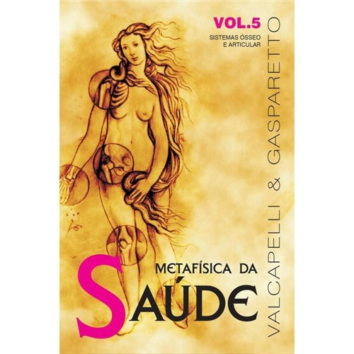 Livro Metafísica da Saude Volume 5