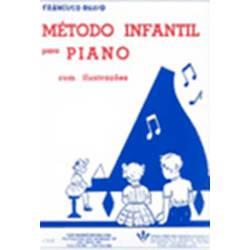 Tudo sobre 'Livro - Método Infantil para Piano com Ilustrações'