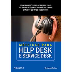 Livro - Métricas para Help Desk e Service Desk