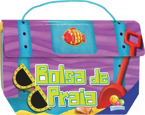 Livro - Meu Primeiro Livro...bolsa de Praia