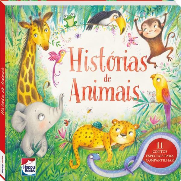 Livro - Meu Primeiro Tesouro: Histórias de Animais