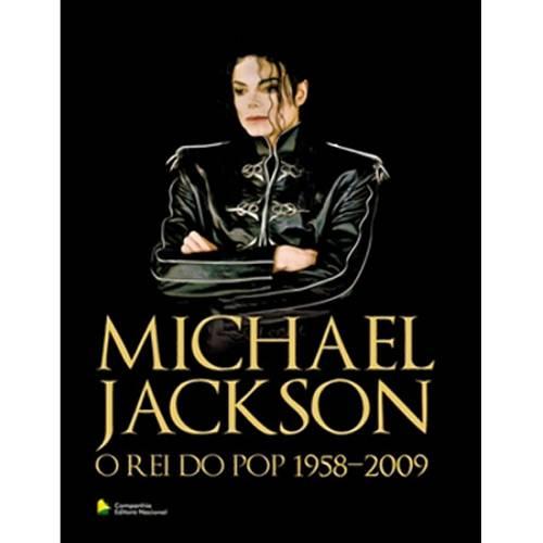 Tudo sobre 'Livro - Michael Jackson - o Rei do Pop'