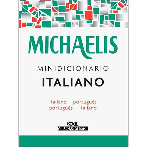 Tudo sobre 'Livro - Michaelis Minidicionário Italiano'