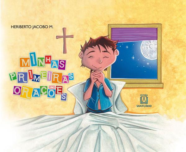 Livro - Minhas Primeiras Orações