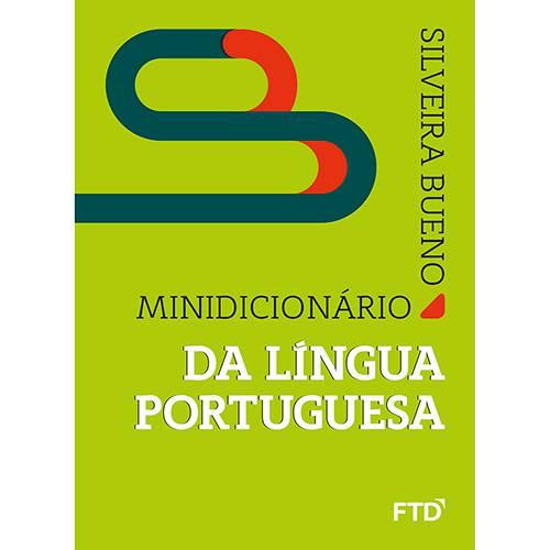 Livro - Minidicionário da Língua Portuguesa (Capa Mole)