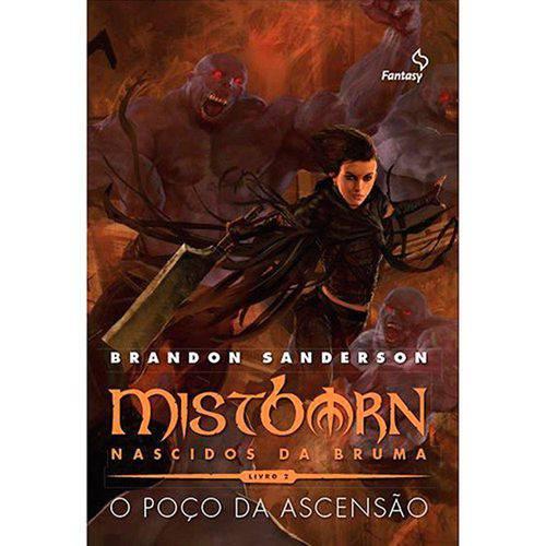 Tudo sobre 'Livro - Mistborn o Poço da Ascensao'