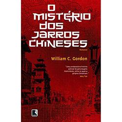 Livro - Mistério dos Jarros Chineses, o