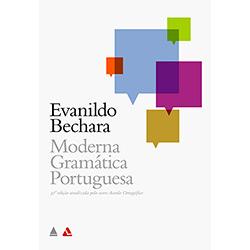 Tudo sobre 'Livro - Moderna Gramática Portuguesa'