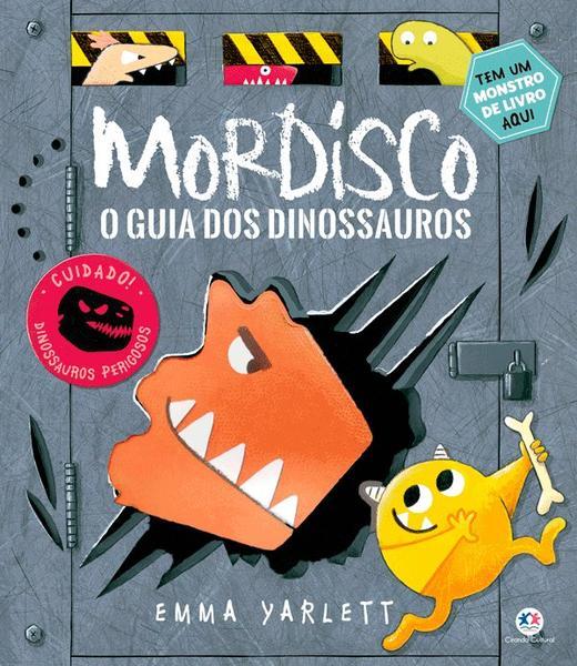 Livro - Mordisco - o Guia dos Dinossauros