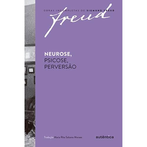Tudo sobre 'Livro - Neurose, Psicose, Perversão'