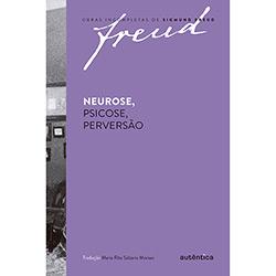 Livro - Neurose, Psicose, Perversão