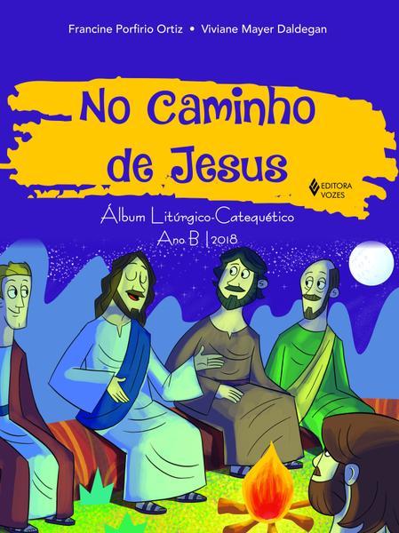 Livro - no Caminho de Jesus