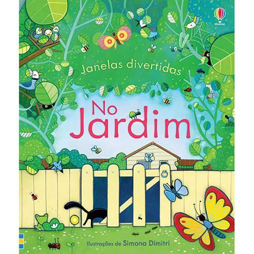 Livro - no Jardim
