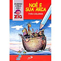Livro : Noé e Sua Arca - para Colorir