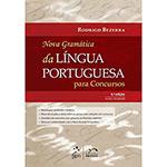 Livro - Nova Gramática da Língua Portuguesa para Concursos